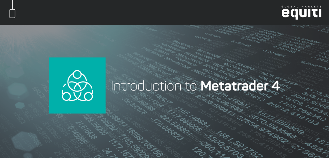 Introduction to MetaTrader 4