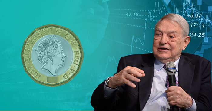 George Soros British Pound