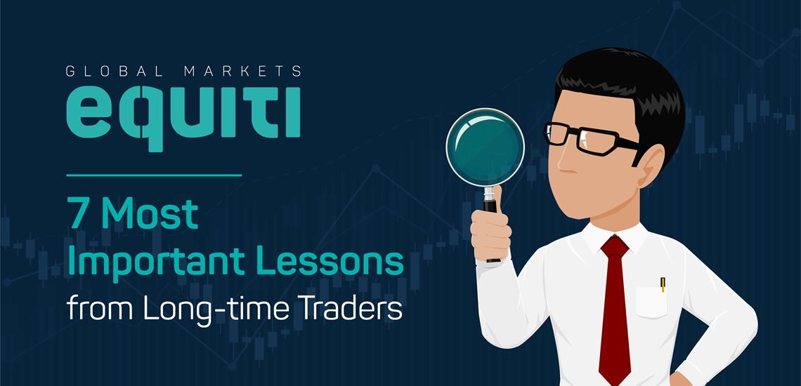 7 Most Important Lessons from Long-time Traders