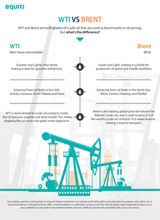 WTI vs Brent: What's the Difference?